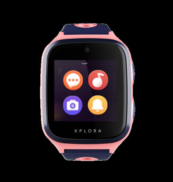 xplora GPS kamera askelmittari lasten ensipuhelin lapselle älykello