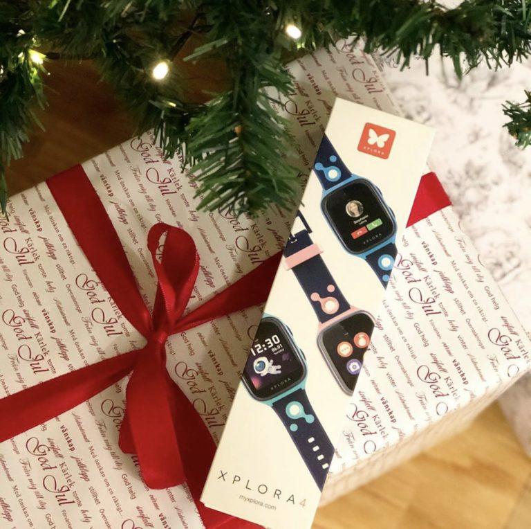 Valmistele XPLORA valmiiksi jouluun!