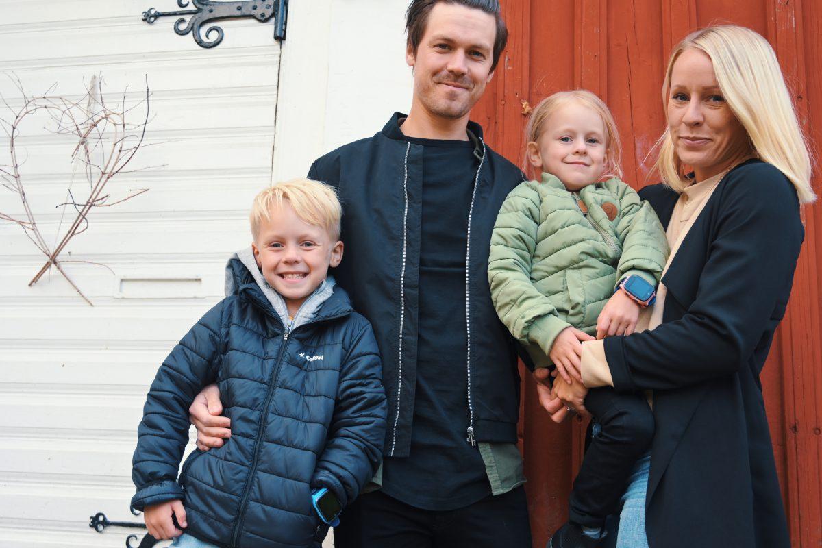 Laaja tutkimus perheiden älylaitteiden käytöstä