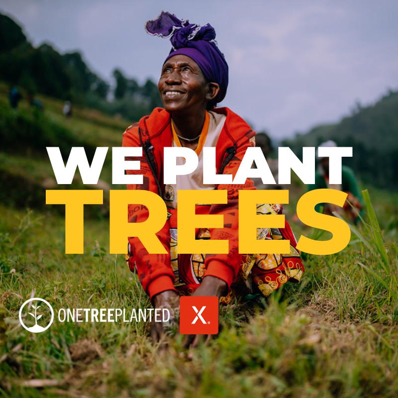 Xplora ❤️ One Tree Planted