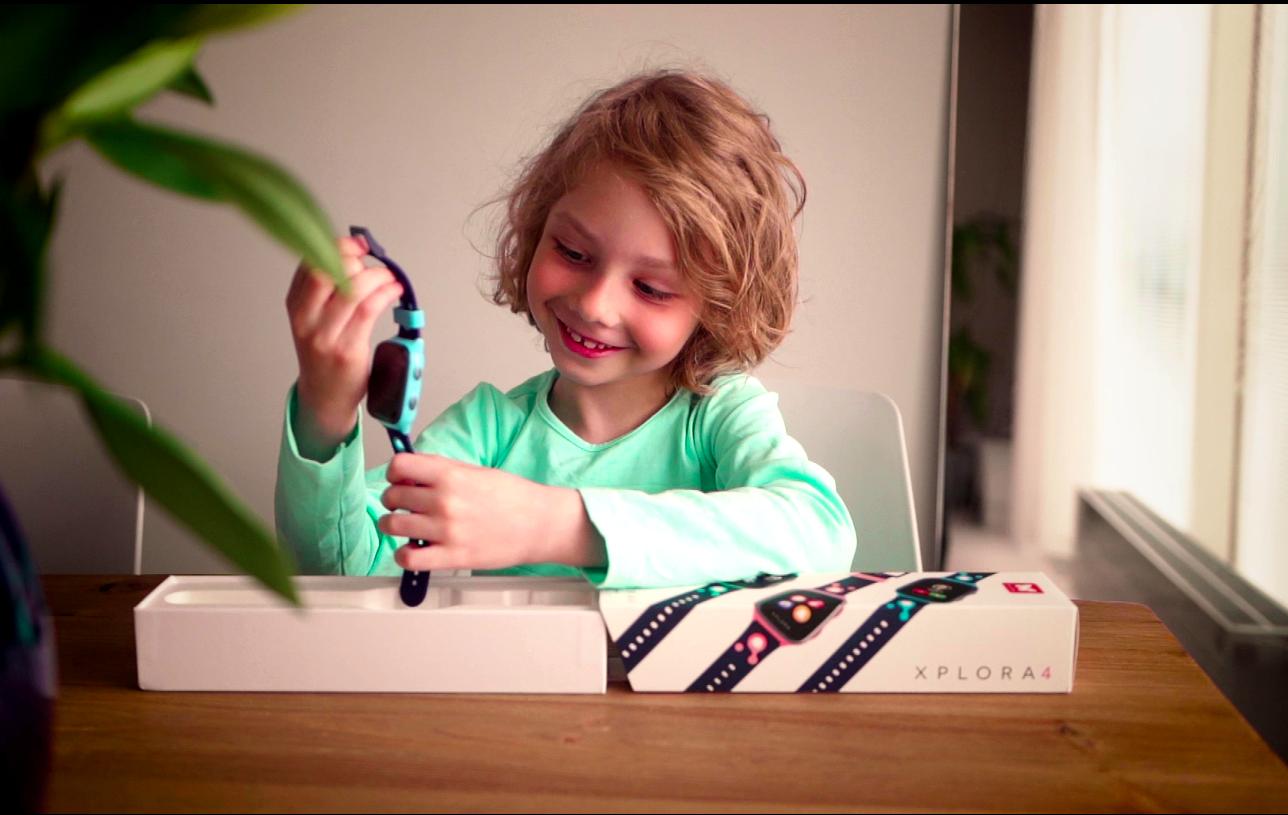 Xplora on täydellinen lahja lapselle