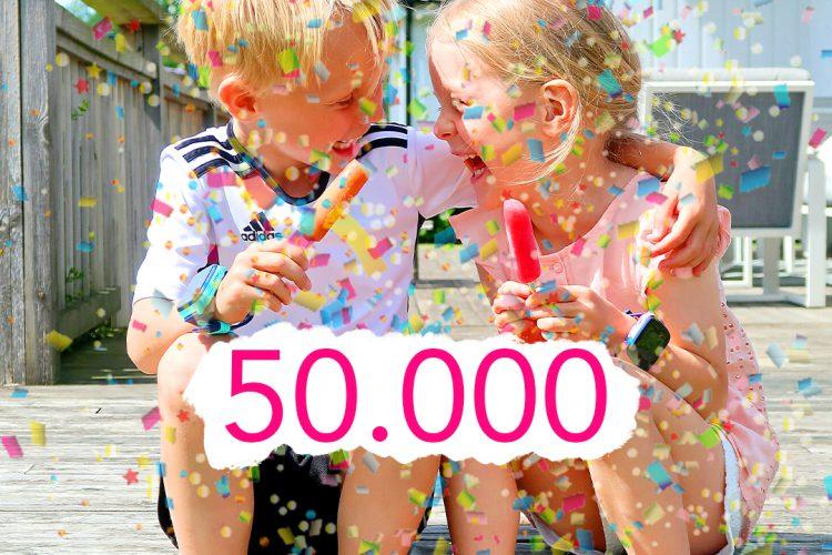 Jo 50 000:nnen lapsen vanhemmat ovat valinneet Xploran Pohjoismaissa