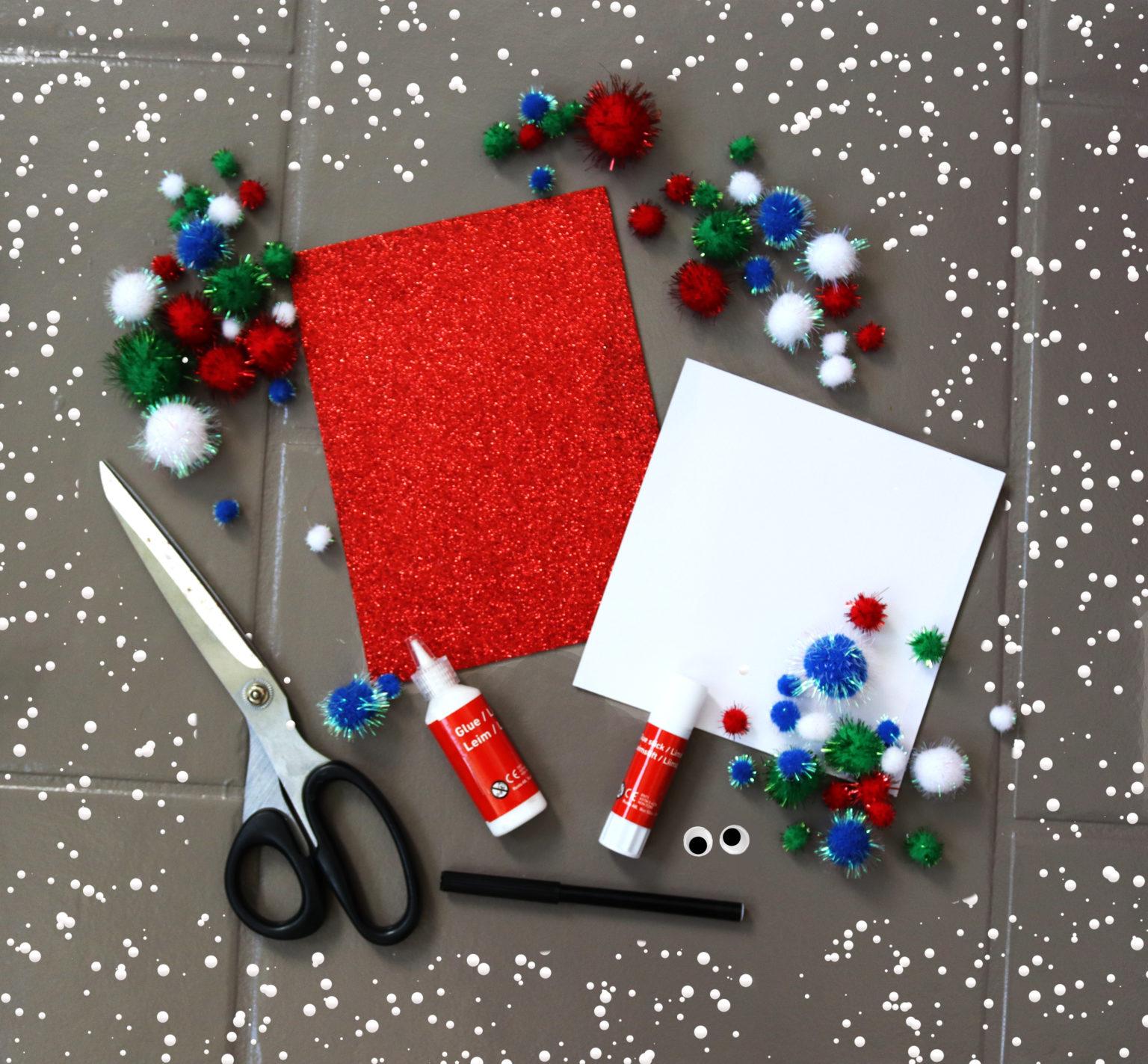Helppoa jouluaskartelua lapsille