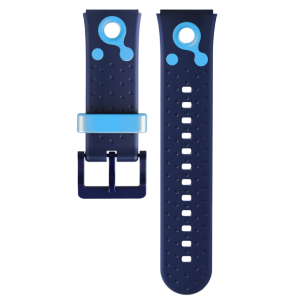 x4 sininen ranneke