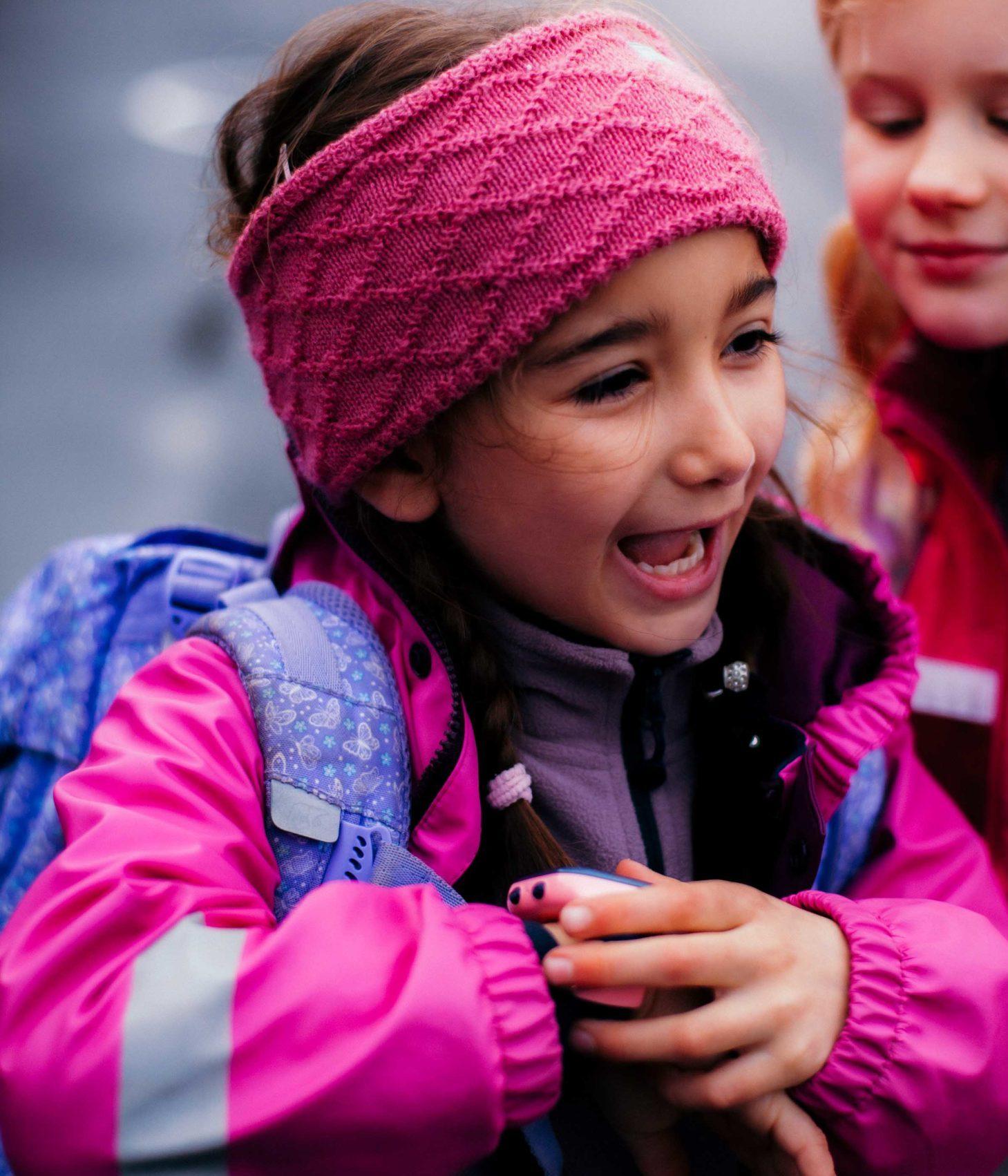 Xplora puhelin koulussa – ilman häiriötä