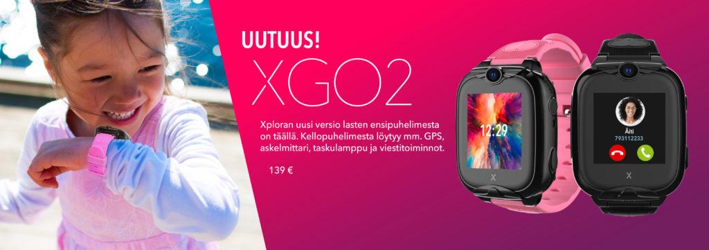Uusi XPlora XGO2