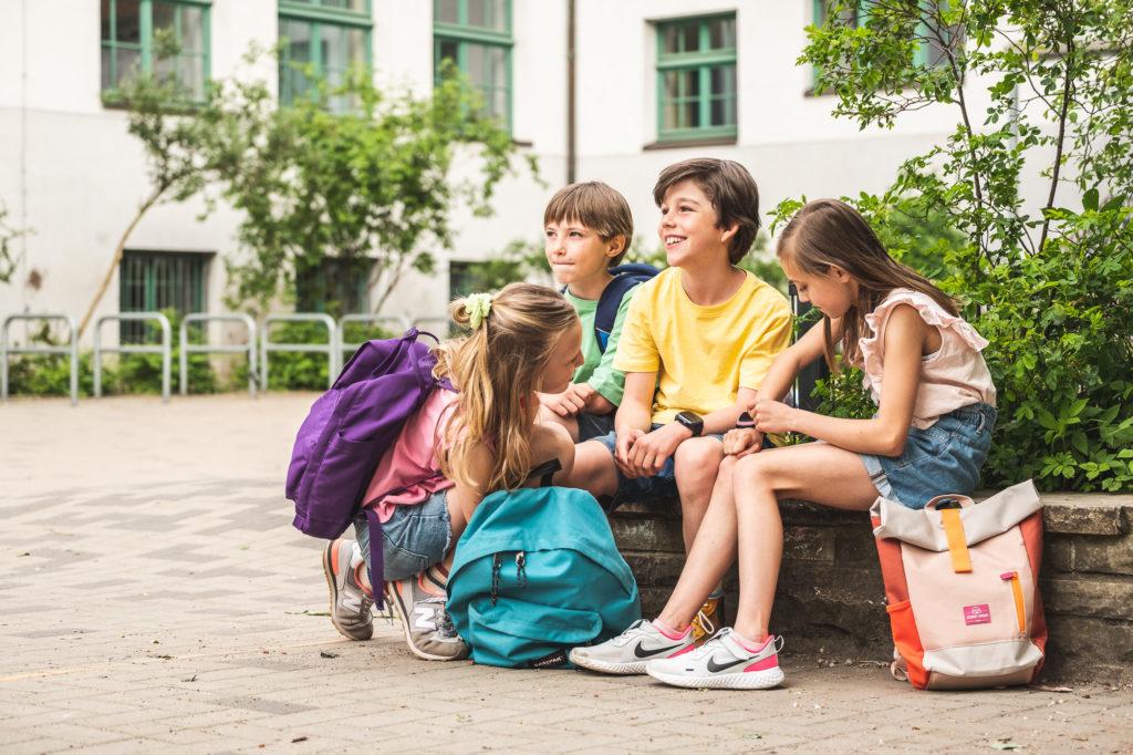 Xplora on sopiva puhelin koululaiselle