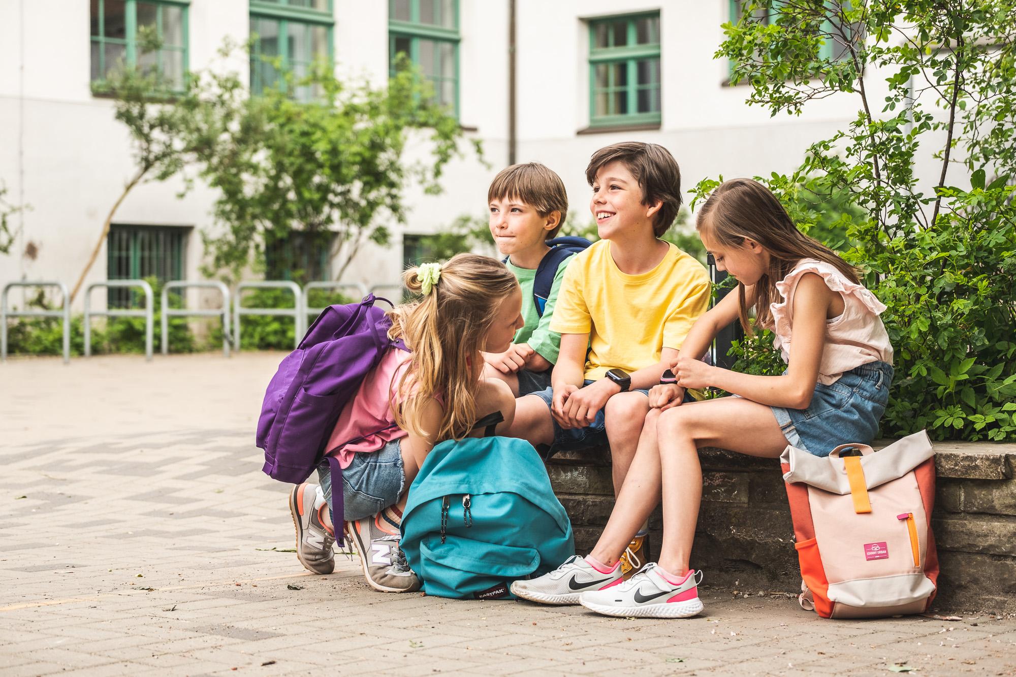 Puhelin koululaiselle – Tarjous